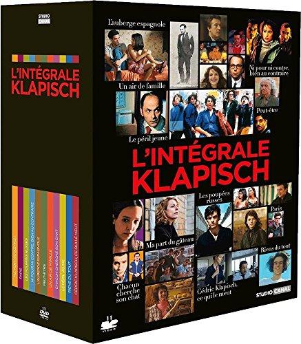 L'Intégrale Klapisch - 11 DVD