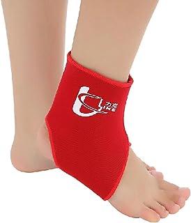 1pcs respirant Cheville Pied Brace support Pad gratuit Taille Rouge Blancho Bedding