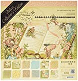 Graphic 45 Once Upon A Springtime-Deluxe Collectors Edition