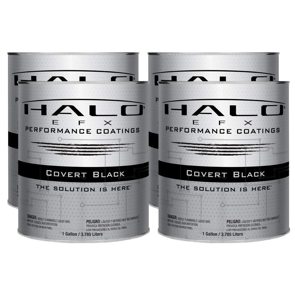 Halo EFX Covert Black - Reversible/Peelable/Durable