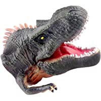deAO Cabeza de Dinosaurio Marioneta de la Era
