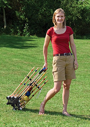EastPoint Sports 6-Player Croquet Set with Caddy by EastPoint Sports (Image #5)