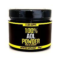 Alba Supps 100% AOL Powder - 250 g, L-Arginine L-Ornithine L-Lysine