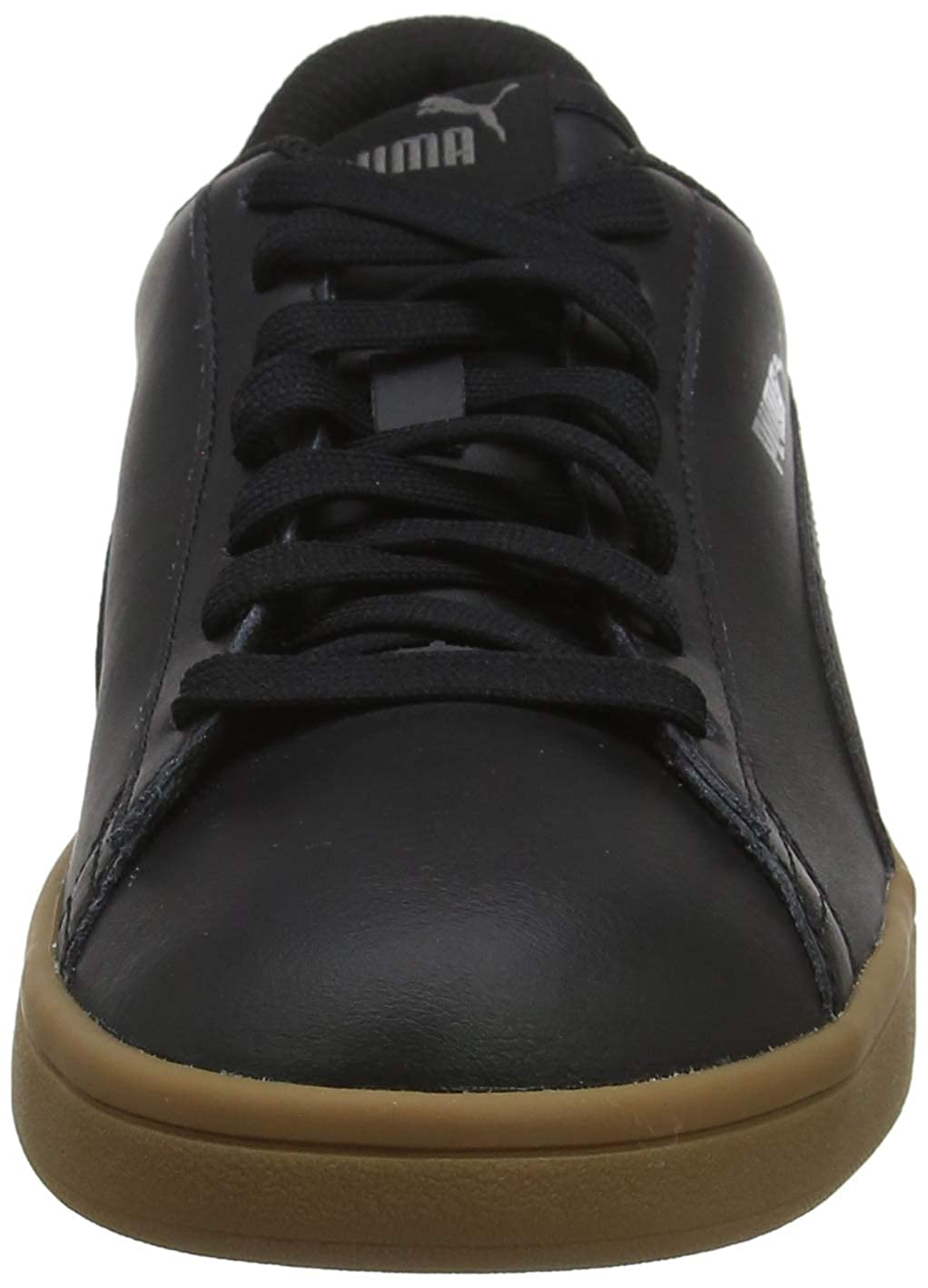 Zapatillas Unisex Adulto 45 EU Puma Smash V2 L Negro Black-Gum 12