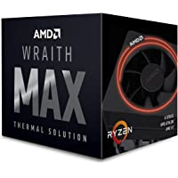 AMD Wraith Max Air Cooler with RGB LED, support AM4 Ryzen up to 140W TDP