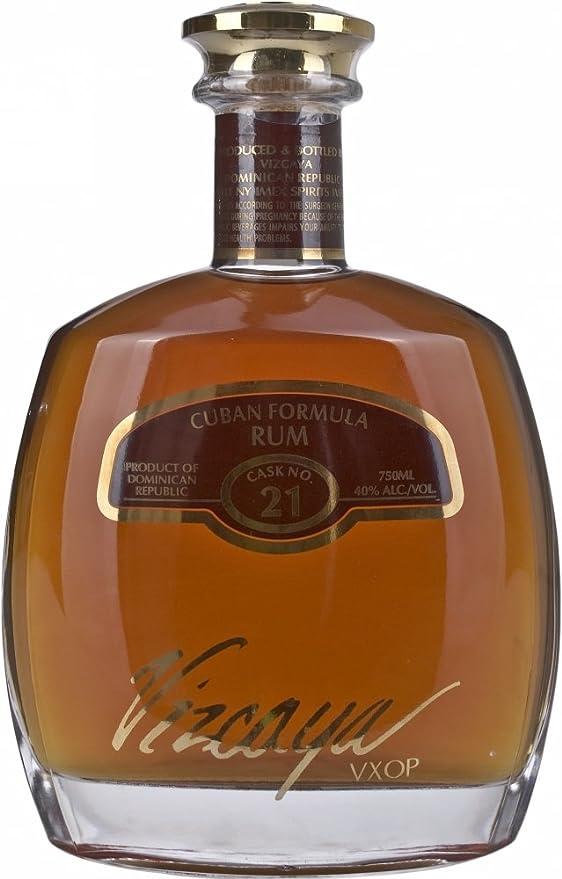 Vizcaya Cuban Formula Rum VXOP Cask No. 21 (1 x 0.7 l)