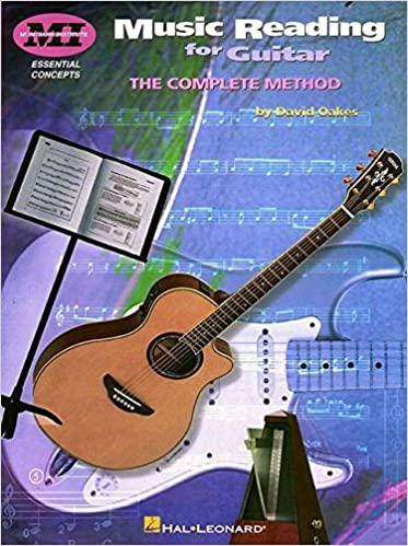 Music reading for guitar the complete method david oakes music reading for guitar the complete method david oakes 8601404993978 amazon books solutioingenieria Images