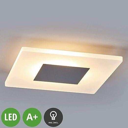 LED Lámpara de techo Tarja (Moderno) en Plateado hecho de ...
