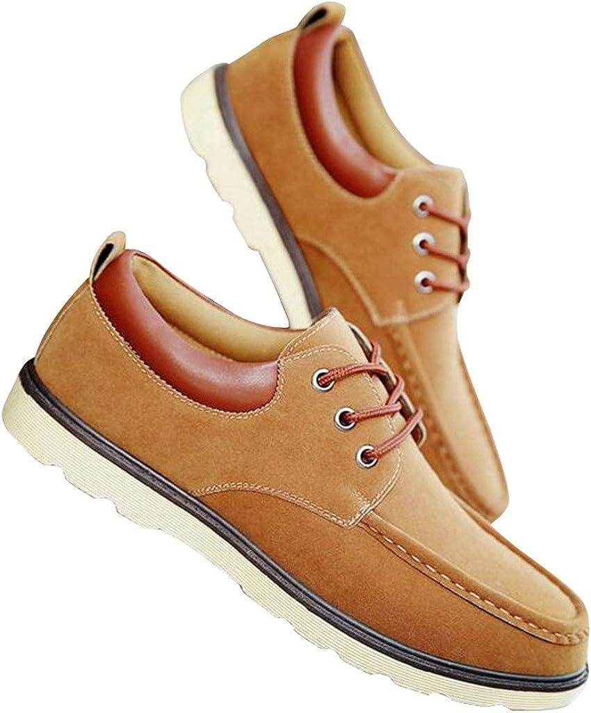 Dear Time Men Lace Up Fashion Sneaker
