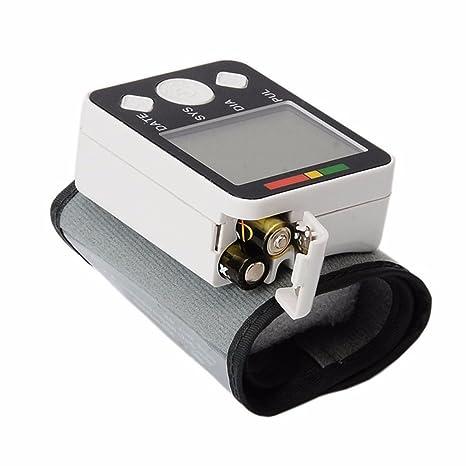 2017 – Medidor digital de muñeca monitor de presión arterial muñeca monitor de presión arterial medición