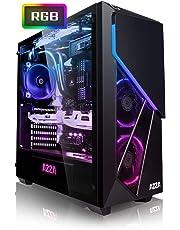Megaport High End Gaming-PC Intel Core i7-9700K 8X 4.9 GHz Turbo • Nvidia GeForce RTX 2070 Super 8GB • 480 GB SSD • 16GB DDR4 3000 • Windows 10 • 1TB • WLAN