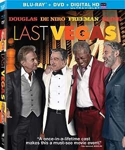 Last Vegas (Two Disc Combo: Blu-ray / DVD + UltraViolet Digital Copy)