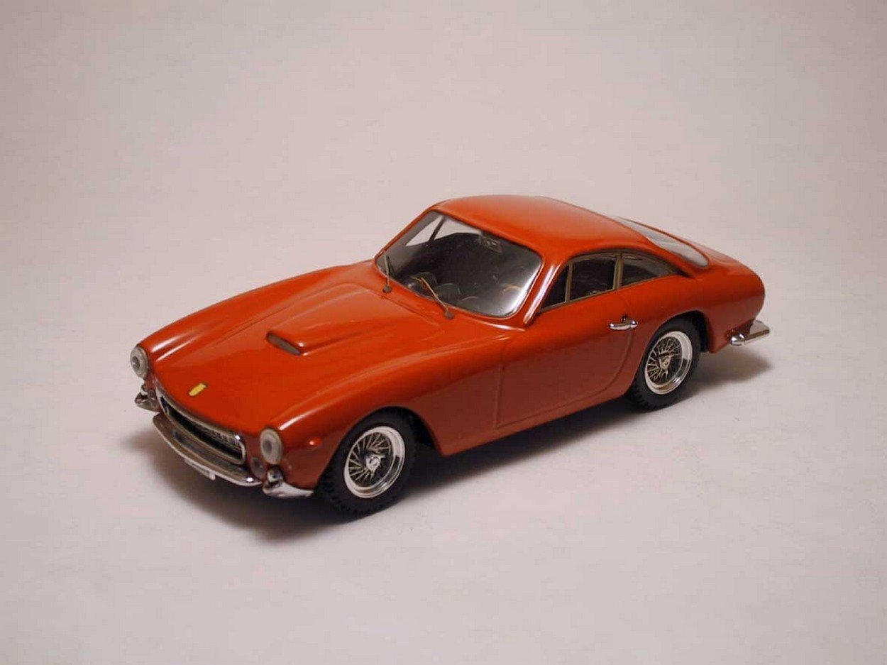 BEST BT9075 FERRARI 250 GTL 1964 RED 1:43 MODELLINO DIE CAST MODEL