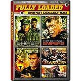 Sniper (1993) / Sniper 2 / Sniper 3 / Sniper: Reloaded - Vol