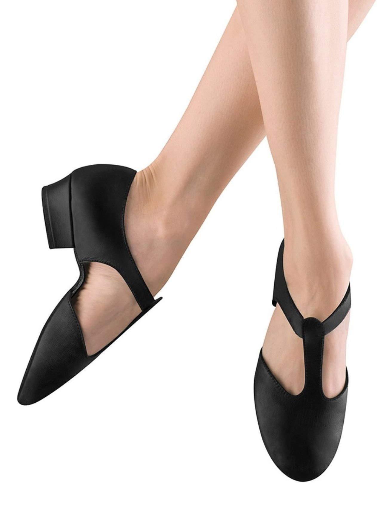 Bloch Women's Grecian Sandal Dance Shoe, Black, 10 Medium US by Bloch