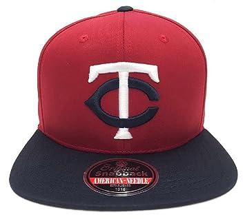 Gorra de béisbol con visera plana, retro, American Needle MLB ...