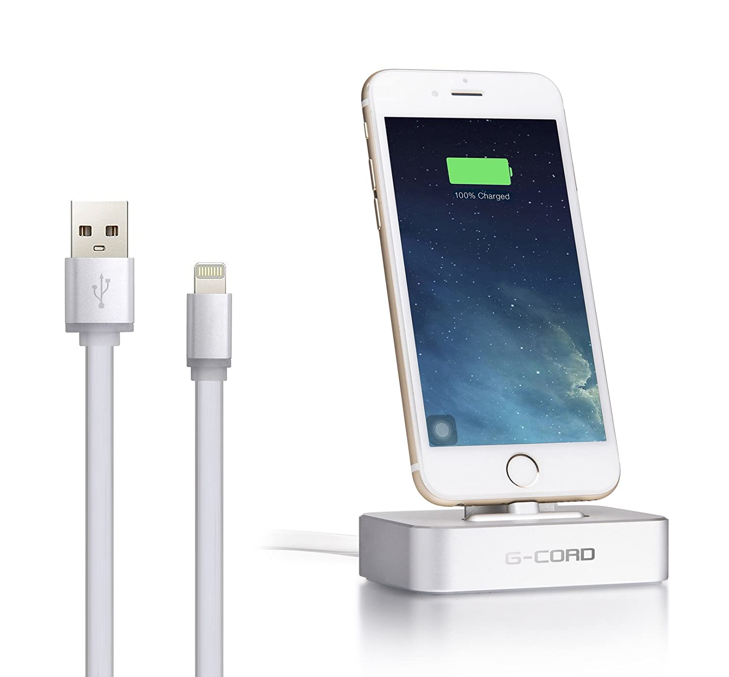 100 Mfi Phone Tablet Charging Station Wall Mount Phone