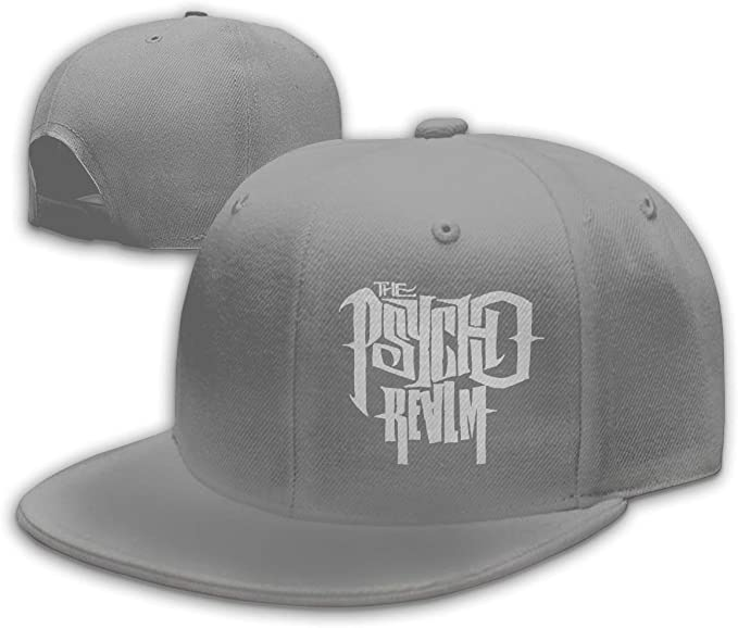 Novelcustom The Psycho Realm Snapback Hats Gorras de béisbol ...