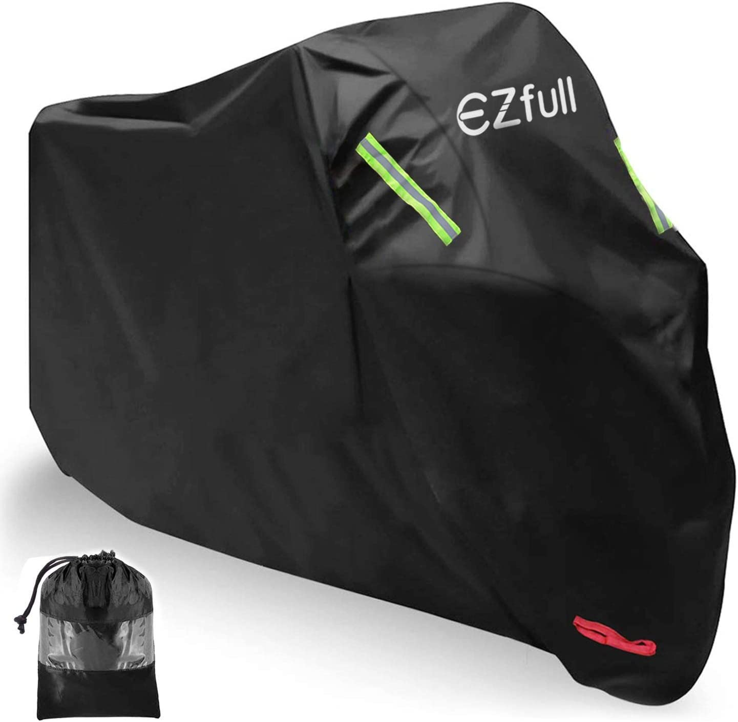 Funda para Moto EZfull 210D Oxford Funda Protector Cubierta de la Moto Impermeable