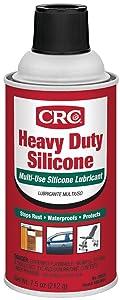 CRC 05074 Heavy Duty Silicone Lubricant - 7.5 Wt Oz.