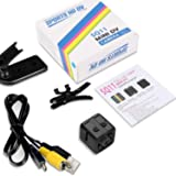 Mini Camera 1080p Sensor Portable Security Camcorder small cam Night Vision Motion Detection Support Hidden TFcard