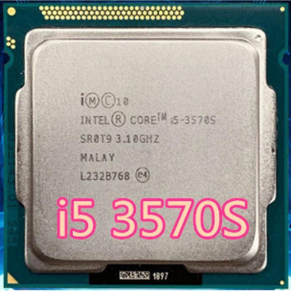 3.1GHz LGA1155 Desktop CPU Intel Core I5-3570S I5 3570S Processor 6M Cache