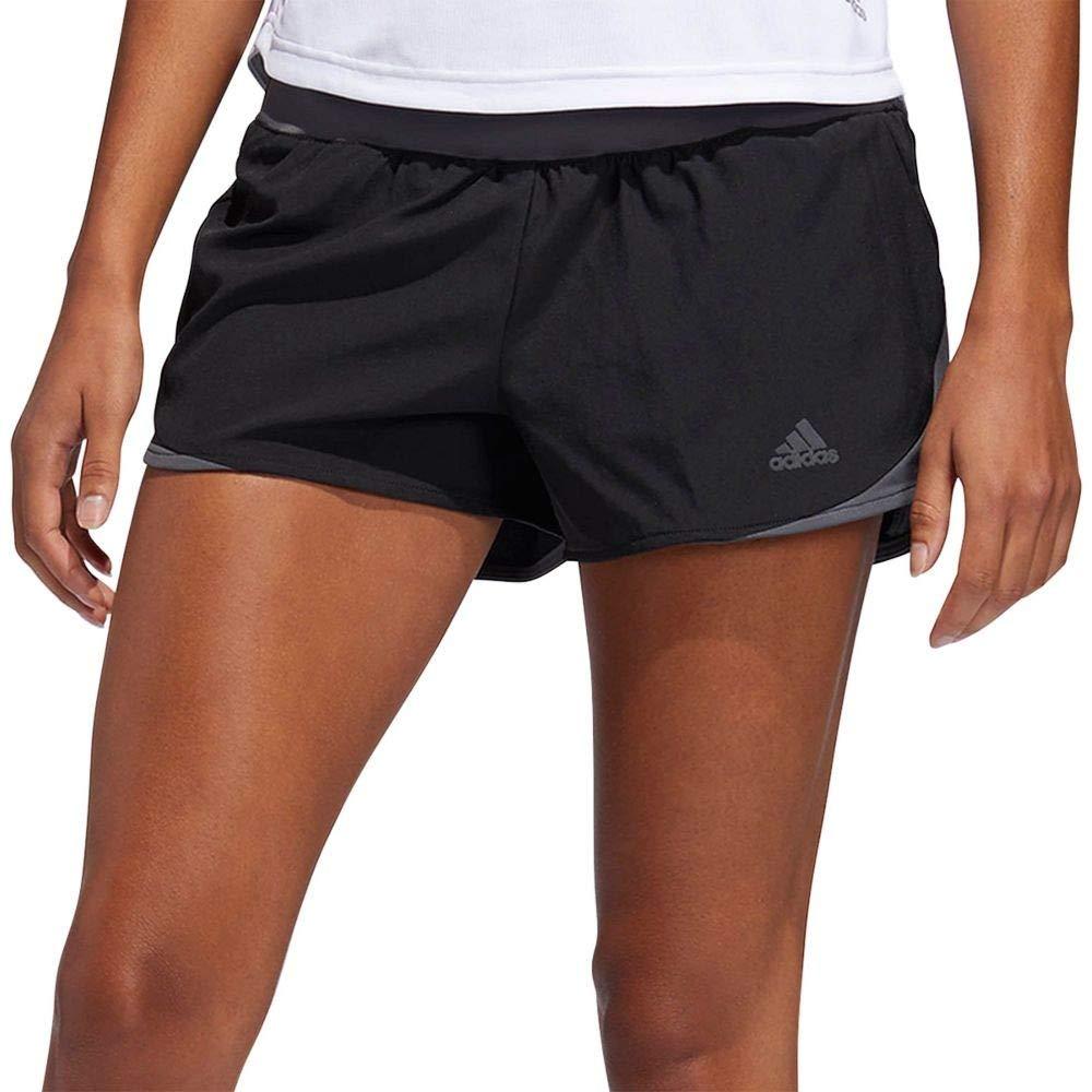 (アディダス) adidas レディース ランニングウォーキング ボトムスパンツ adidas Run it Running Shorts [並行輸入品]   B07N8KVC6V