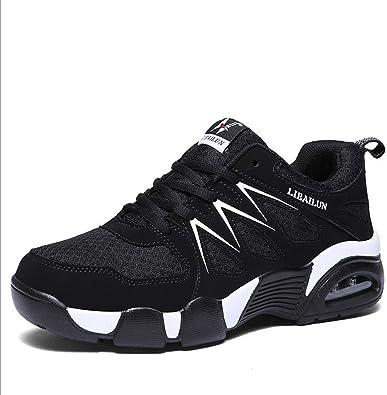 Hombres Zapatos Deportivos Alta Amortiguación Zapatos Casual ...