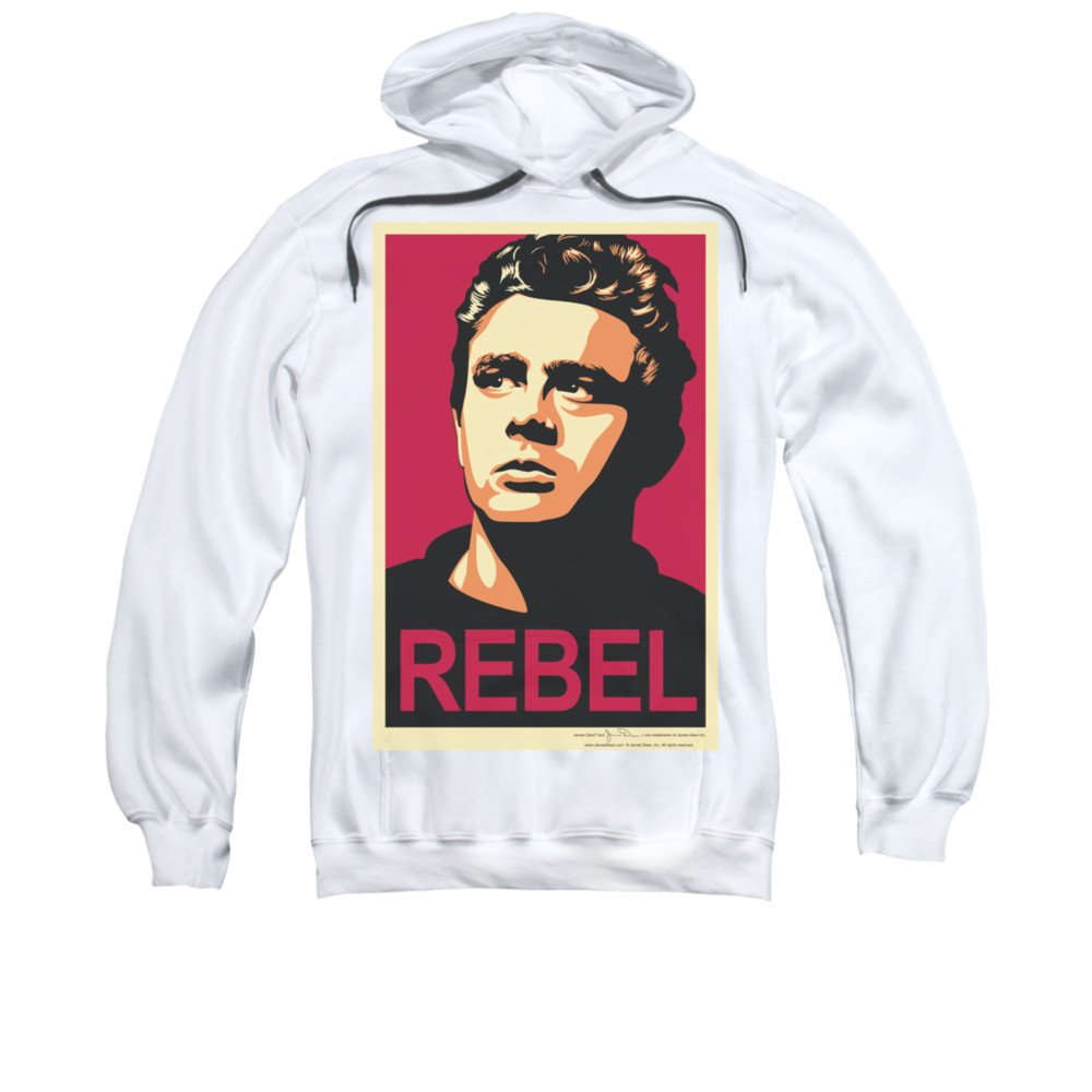 2Bhip Dean rebell kampagne-hoodie für Herren