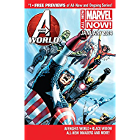 All-New Marvel Now! Previews #1 (Marvel Previews) (English Edition)