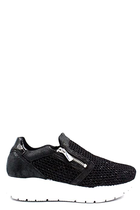 Donna Zip Con Nero Igi Colore 1156633dsa Sneakers 11566nero amp;co SqwXExYXp