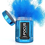 FOCUS ✮ Pre Workout Energy Supplement for Men & Women ✮ Best-Tasting Powder for Strength & Endurance ✮Guaranteed Results ✮ Blue Slush, 30 servings