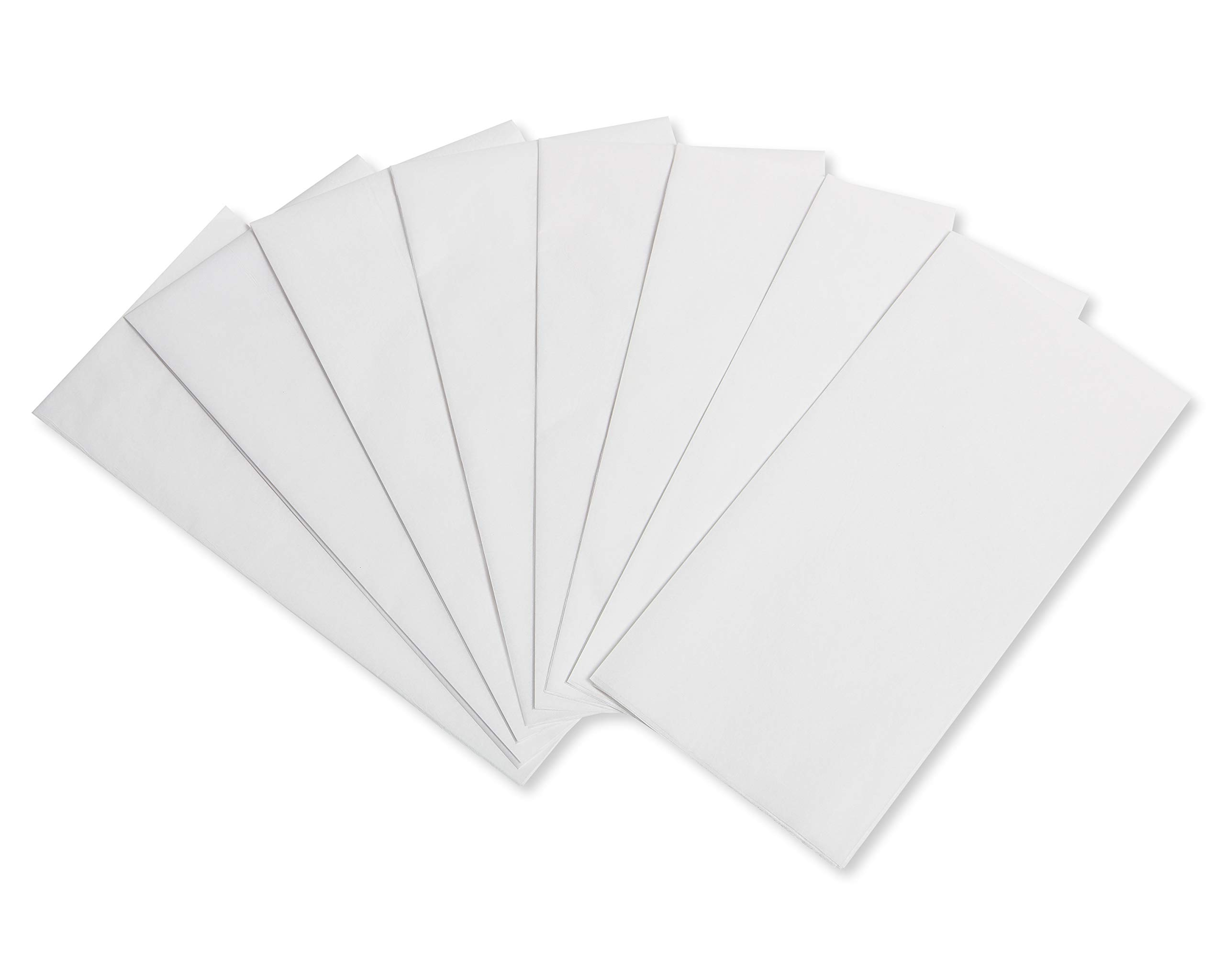 American Greetings Bulk White Tissue Paper (200-Sheets)