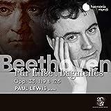 Beethoven: Fur Elise, Bagatelles Opp. 33, 119 & 126