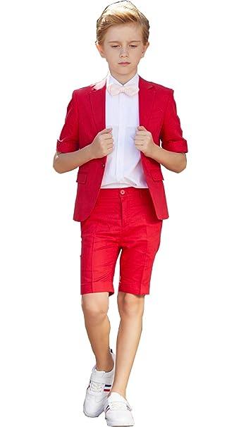 Amazon.com: Michealboy - Chaqueta y pantalón para niño ...