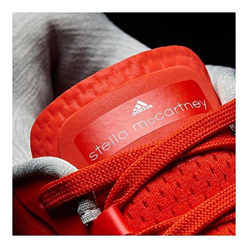 Adidas Womens Stella Mccartney Barricade Boost 2017 Core Rosso / Bianco