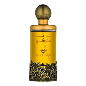 Dehn el Ood Malaki 100mL   Leathery and Animalic Wood Oudh Spray Attar (Eau De Parfum)   Long Lasting Unisex Perfume for Men and Women   by Oud Fragrance Artisan Swiss Arabian of Dubai