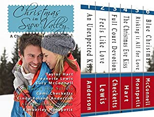 book cover of Christmas in Snow Valley