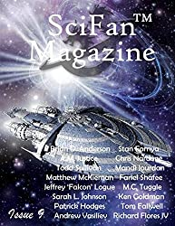 SciFan™ Magazine Issue 9: Beyond Science Fiction & Fantasy