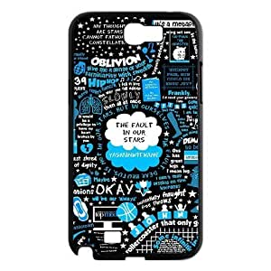 The Fault In Our Stars Use Your Own Image Phone Samsung Galaxy Note3 ,customized case cover ygtg-317546