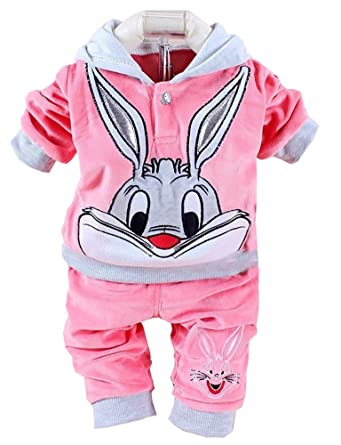 Amazon.com: Eden Babe New Baby Clothing Set Cartoon Rabbit Boys ...