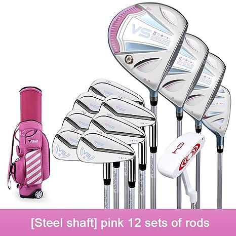 Club De Golf Completo Para Mujer (12 Piezas): Juego De Golf ...