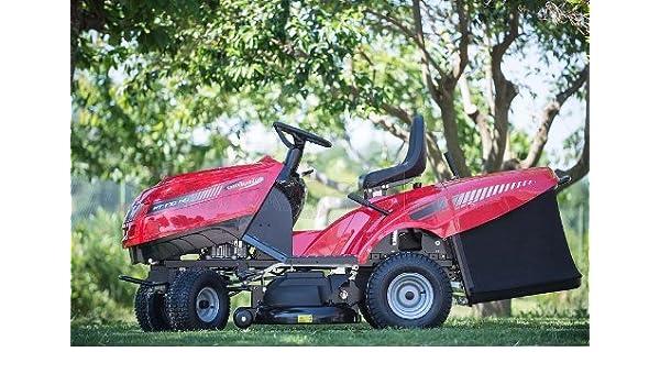 CastelGarden Tractor cortacésped motor Briggs & Stratton PT ...