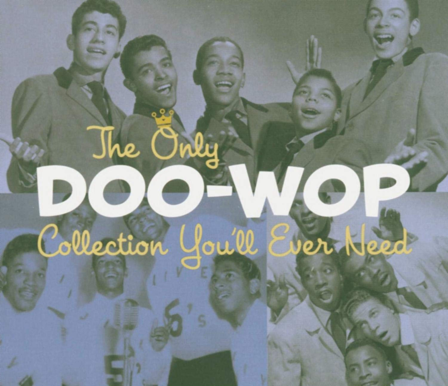 The Only Doo-Wop Collection You'll Ever Need by Shout Factory