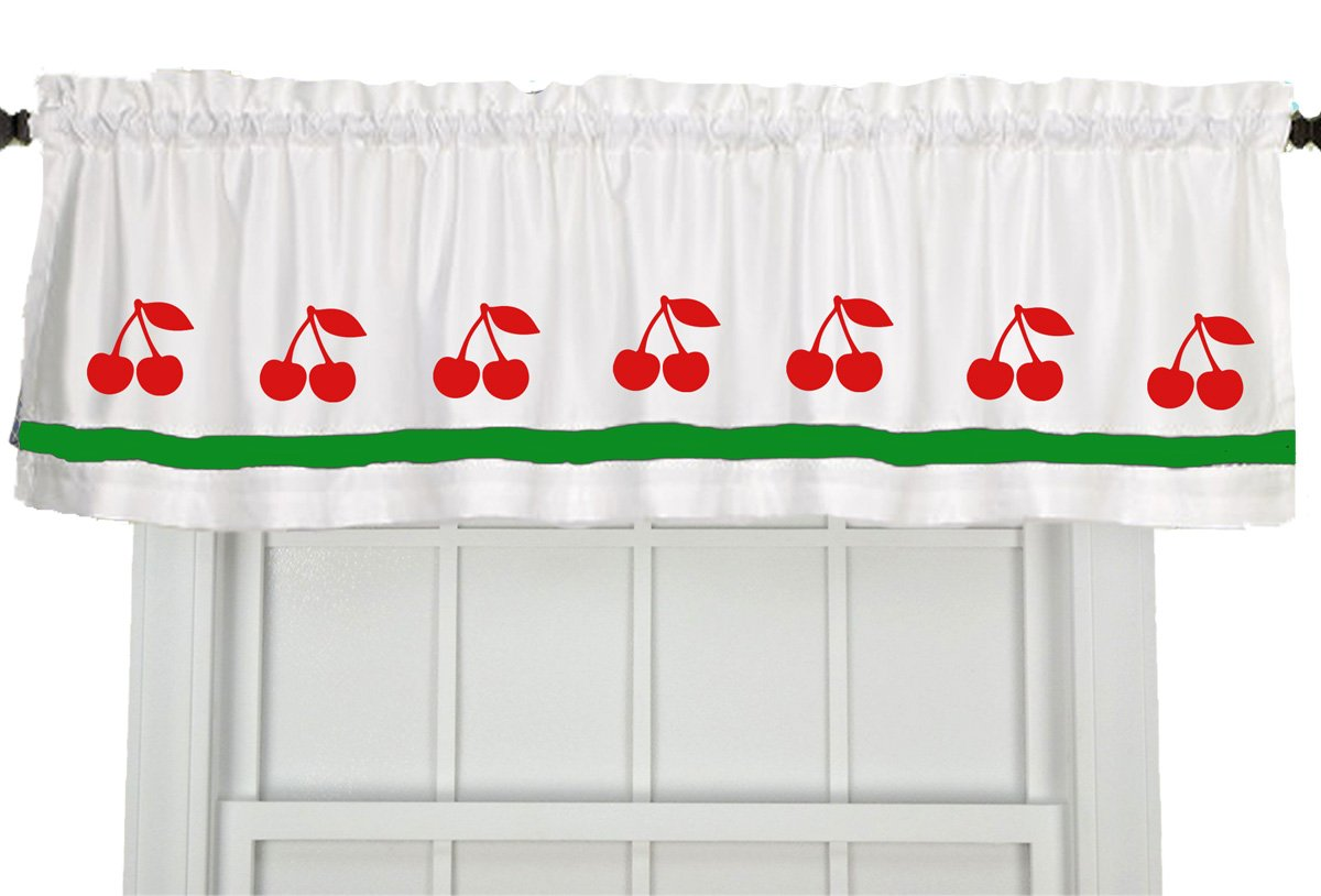 Beer Home Brewing Hops Keg Window Valance Window Treatment – In Your Choice of Colors – Custom Made