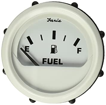 Faria 3003.3502 13101 Dress-Fuel Level Gauge on