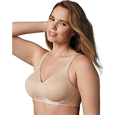 Image Unavailable. Image not available for. Color  Playtex Womens 18 Hour  Seamless Smoothing Wirefree ... bec67cebc