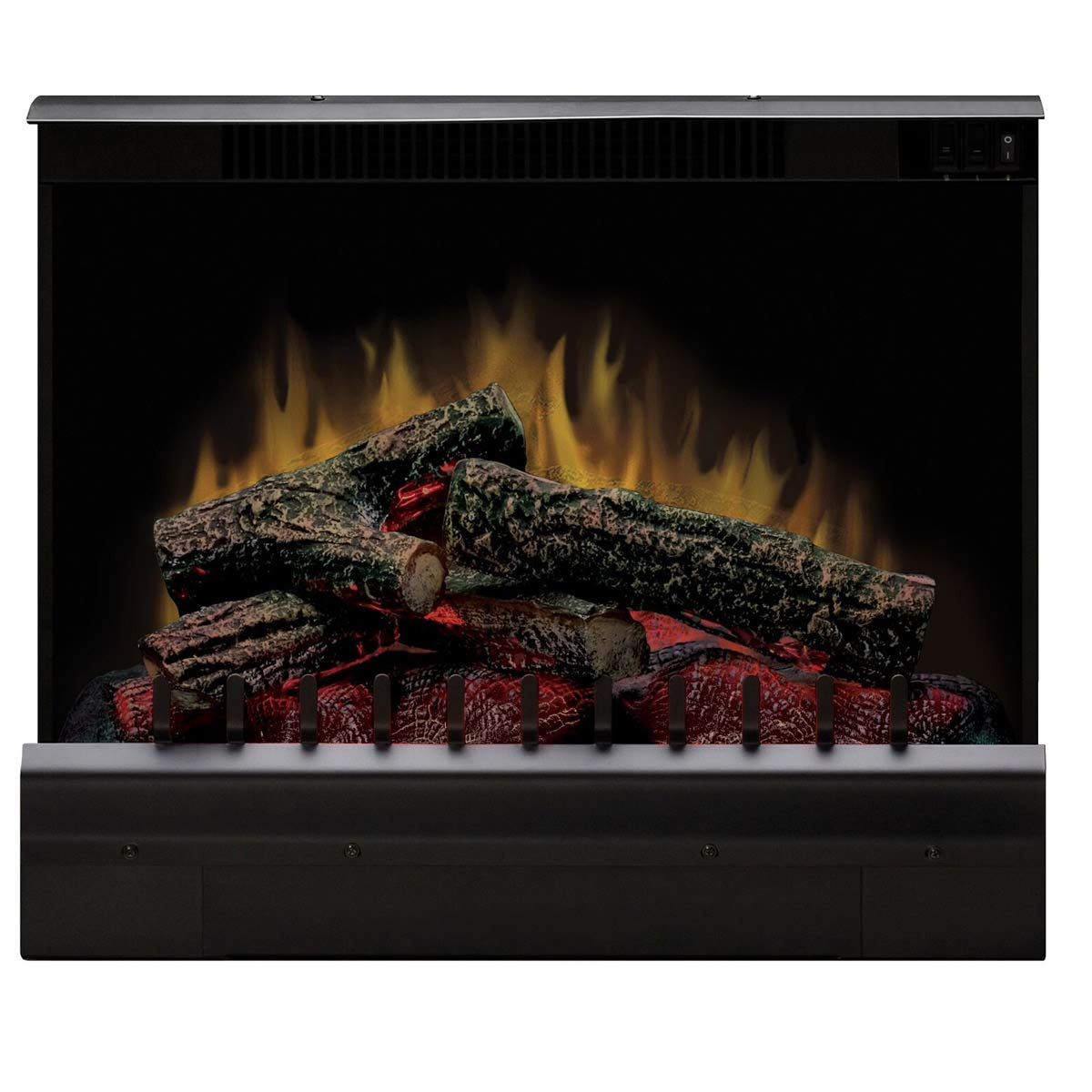 Amazon Com Dimplex Dfi2310 Electric Fireplace Deluxe 23 Inch Insert