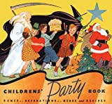 Children's Party Book, , 1595833773
