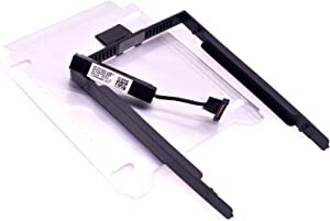 """Deal4GO 7mm 2.5"""" SATA Hard Drive Caddy Bracket Tray with SSD HDD Cable for Lenovo ThinkPad P72 P73 EP720 02HK806 2HK806 DC02C00CX00"""